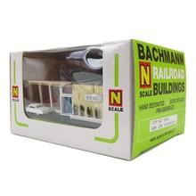 Bachmann N Built Up New Car Showroom # 45903