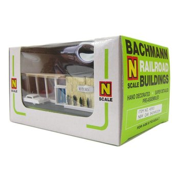 Bachmann N Built Up New Car Showroom # 45903