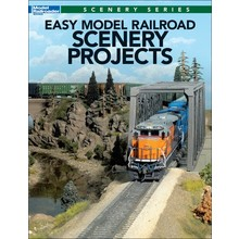 Kalmbach Easy Model Railroad Scenery Projects # 12499