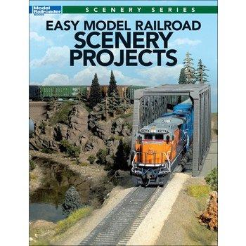 Kalmbach Easy Model Railroad Scenery Projects # 12499