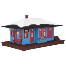 Lionel O Polar Express Passenger Station 6-83434