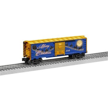 Lionel O 2016 Lionel Christmas Boxcar # 6-82954