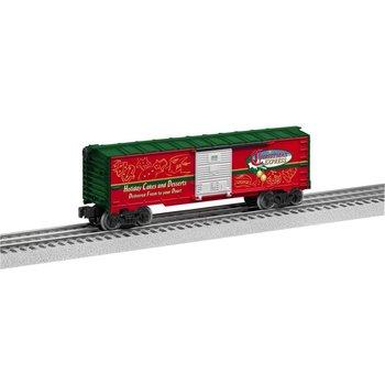 Lionel O Christmas Express Boxcar # 6-83148