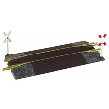PIKO G Rerailer/Grade Crossing with Track # 35281