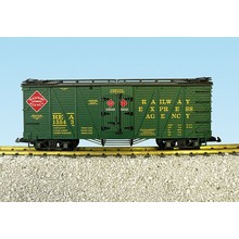 USA G Railway Express (#15543) Agency  # R15027A