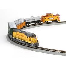 Atheran HO Union Pacific GP38-2 Iron Horse Train Set # 29312