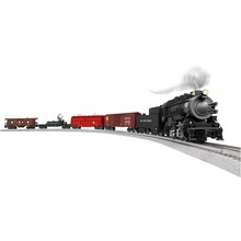 """Lionel O New York Central with Sounds """"Early Bird Flyer"""" LionChief Train Set # 6-81261"""