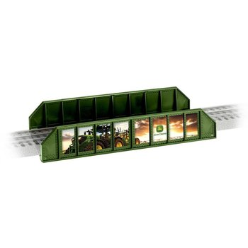 Lionel O John Deere Girder Bridge # 6-83234