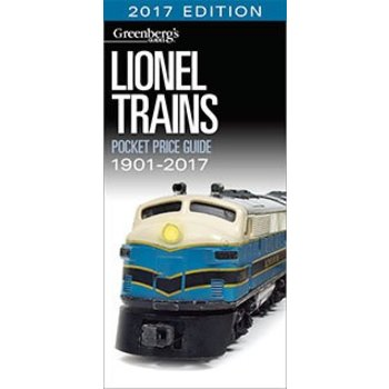 Kalmbach Greenberg's Guides to Lionel Trains 1901-2017 # 108717