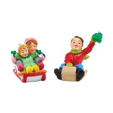 Department 56 White Pines Thrill Seekers # 4047544