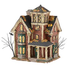 Department 56 Halloween Ghostly Haunted Villa # 4051007