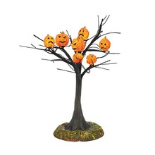 Department 56 Halloween Scary Pumpkins Lit Tree # 4038913