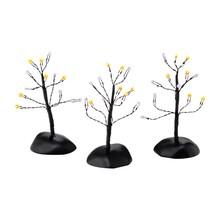 Department 56 Twinkle Brite Halloween Shrubs # 4047627