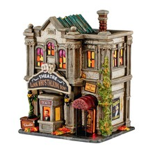 Department 56 Halloween Look who's talking now theatre # 4051010