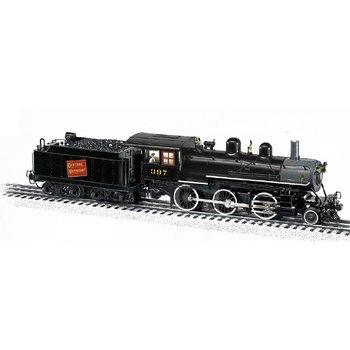 Lionel O Central Vermont LEGACY 2-6-0 Mogul Steam Locomotive # 6-84070