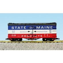 USA G State Of Maine #4056 - Red/White/Blue Refrigerator Car # R16006A