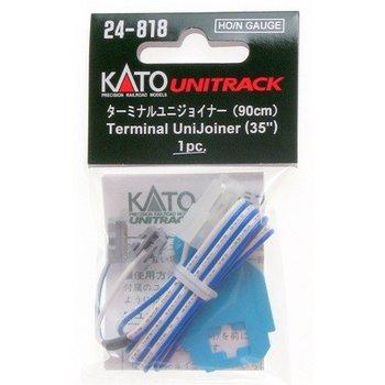 Kato N Terminal Joiner/90cm # 24-818