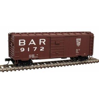 Atlas N Bangor & Aroostock #9179 40' PS-1 Boxcar # 50002651