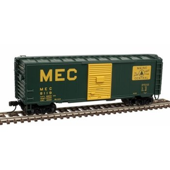 ATlas N Maine Central # 8119 40' PS-1 Boxcar # 50002653