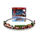 "Lionel O ""Mickey's Holiday to Remember"" Disney Christmas Set # 6-82716 # TOTE1"
