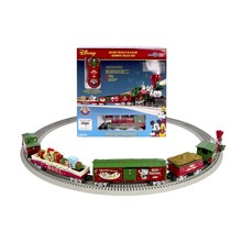 "Lionel O ""Mickey's Holiday to Remember"" Disney Christmas Set # 6-82716"