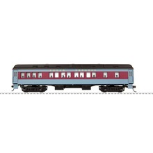 The Polar Express™ HO Scale Passenger Car 3 Pack # 6-58019