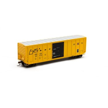 Athearn HO Rail Box ( #35512 ) PS-5277 Boxcar ATH76352