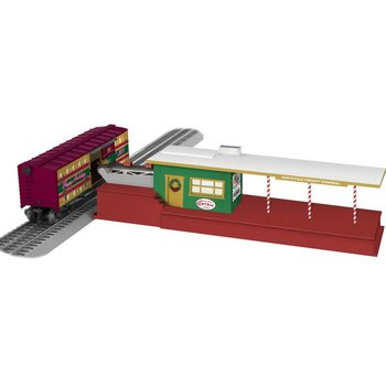 Lionel O Christmas Gift Loader Building # 6-37965