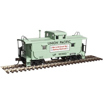 Atlas HO Trainman Union Pacific #903002 Cupola Caboose, UP/MW # 20003689