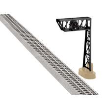 Lionel O Single Signal Bridge # 6-83173