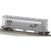 American Flyer Frisco Cylindrical 3 Bay Hopper # 6-48865