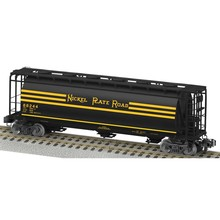 American Flyer American Flyer Nickel Plate Railroad Cylindrical 3 Bay Hopper # 6-48669