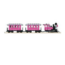 LGB Pink Train Passenger Set # 72306