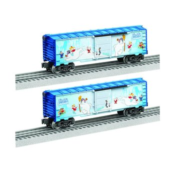 Lionel O-27 Frosty The Snowman Boxcar # 6-83925
