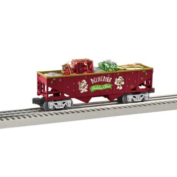 Lionel O-27 Mickey's Holiday Hopper with Presents # 6-84371