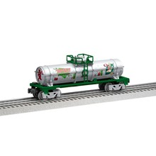 Lionel O-27 Donald Duck Holiday Tank Car # 6-84487