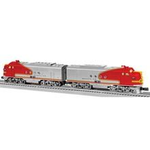 Lionel O lionChief Plus Santa FE FT AA Diesel Set # 6-82290