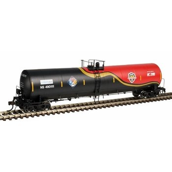 Atlas HO Norfolk Southern First Responders # 490111 Tank Car # 20004023