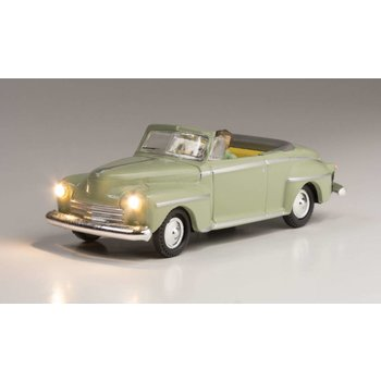 Woodland Scenics HO Cool Convertible Car # 5594