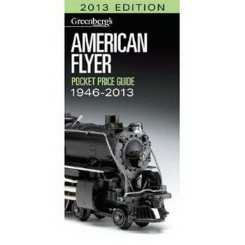 American Flyer Pocket Price Guide # 108613