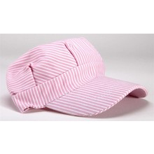 Trains on Tracks Pink Engineer Cap #102