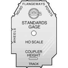 NMRA HO Standards Track Gauge # nmra