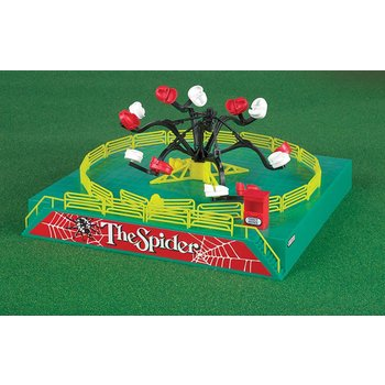 Bachmann HO Carnival Spider Ride with Motor # 46240