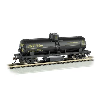 Bachmann HO Track Cleaning Tank Car, UTLX # 16302