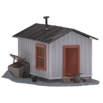 Atlas HO Trackside Shanty Kit #702