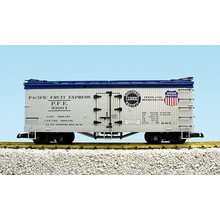 USA G PFE Southern / Union Pacific #93001 - Silver/Blue # R16004A