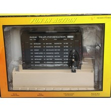MTH O #334 Dispatch Board # 30-9022