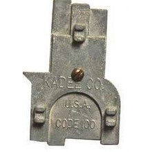 Kadee Three-Point Track Gauge For Code 70 & 100 Rail # 341