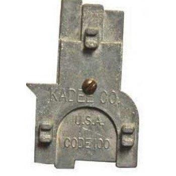 Kadee Three-Point Track Gauge For Code 70 & 100 Rail # 341