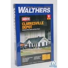 Walthers N Clarkesville Depot # 933-3240